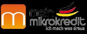 mein-mikrofinanzierer und BMAS logo