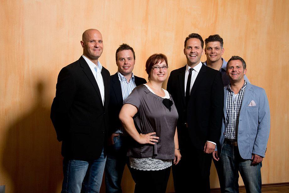 Mikrokredit Deutschland Team